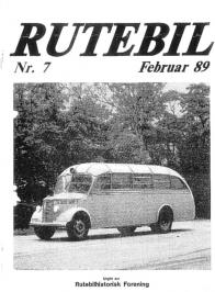 RUTEBIL 7