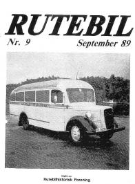 RUTEBIL 9