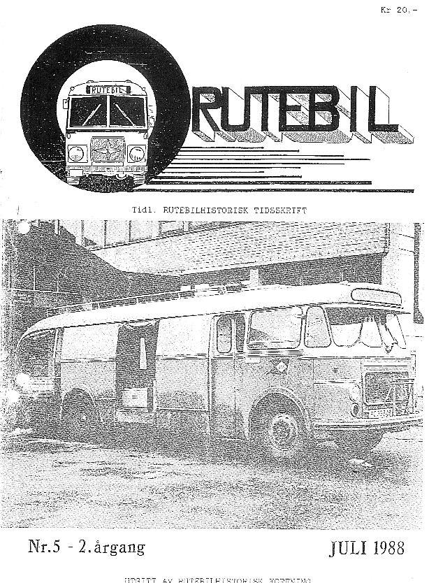 RUTEBIL 5