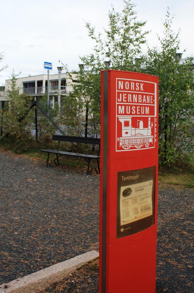 I 2014 blir veteranbusstreffet lagt til Jernbanemuseet på Hamar. Rutebilhistorien vil møte jernbanehistorien her i pinsen 2014.