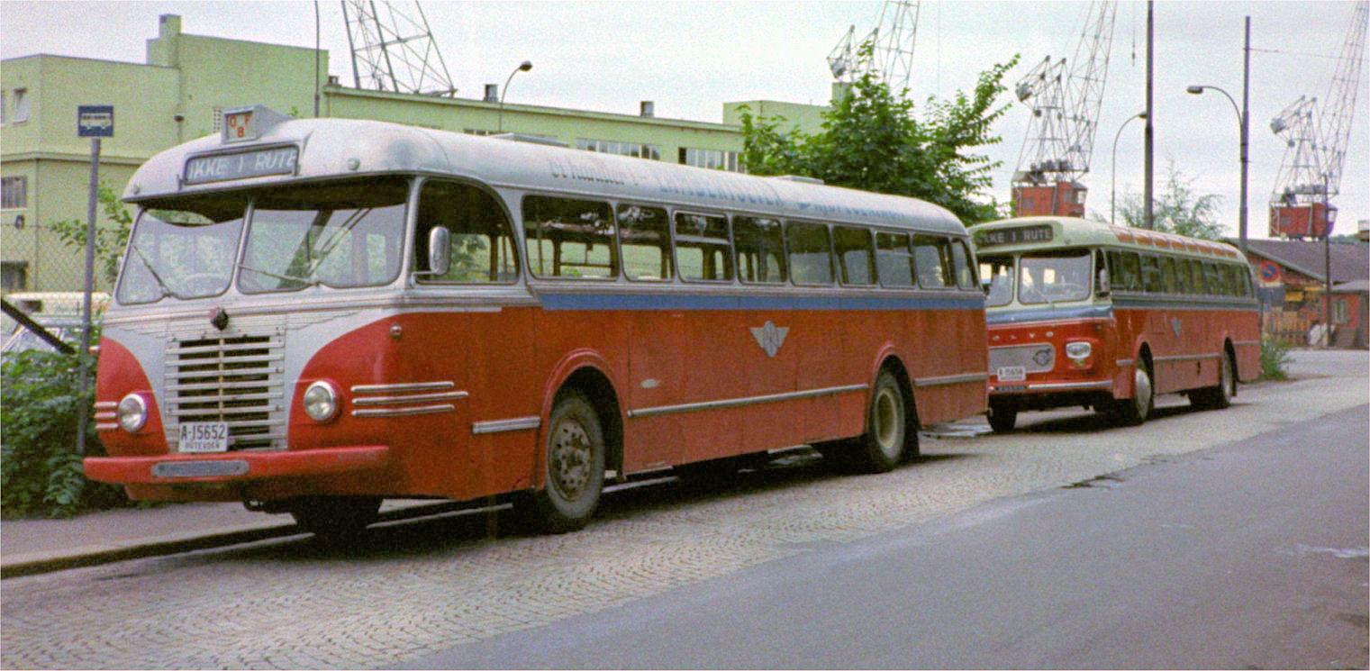 buss til oslo fra skien