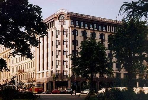 Hotel DeRome i Riga