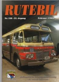 RUTEBIL 158